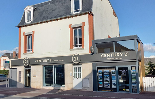 Agence immobilière CENTURY 21 Royer Immo, 50610 JULLOUVILLE